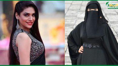 Photo of اداکارہ انجم فقیہ ( کنڈلی بھاگیہ ) کی برقعہ چھوڑنے کی کہانی