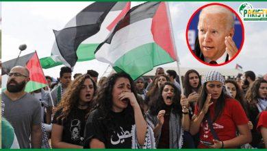 Photo of فلسطینی عوام نئے امریکی صدر کی نئی پالیسی پر خوش
