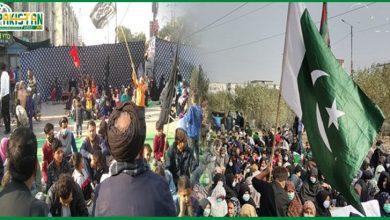 Photo of سانحہ مچھ ، ملک گیر دھرنوں کا آغاز