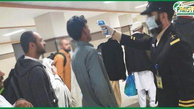 Photo of ملائیشیا میں پھنسے مسافر اسلام آباد پہنچ گئے