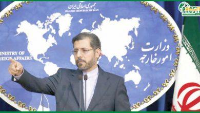 Photo of امریکا ایرانی سفارتکاروں کے خلاف غیر قانونی اقدامات بند کرے