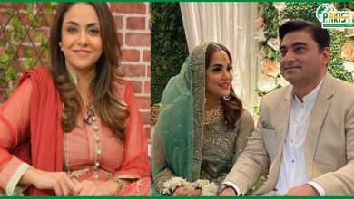 Photo of مارننگ شو ہوسٹ نادیہ خان شادی کے بندھن میں بندھ گئی