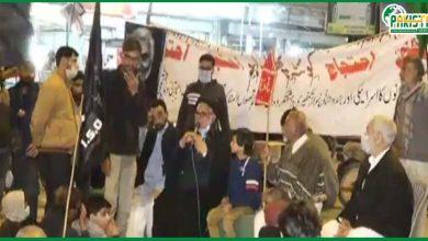 Photo of کراچی کے 3 مقامات پرمچھ میں کان کنوں کے قتل کیخلاف دھرنے جاری
