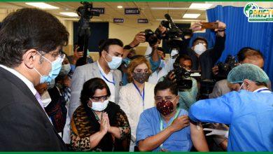 Photo of پاکستان کے تمام صوبوں میں کورونا ویکسین مہم کا آغاز