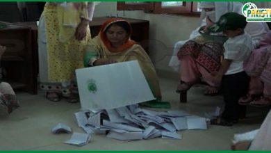 Photo of این اے 221 ضمنی انتخاب میں ووٹوں کی گنتی جاری