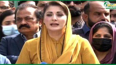 Photo of پی ٹی آئی عوام کی مجرم جماعت ہے عمران خان عوام کے مجرم ہیں