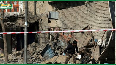 Photo of کابل میں یکے بعد دیگرے تین دھماکے