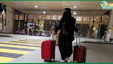 Photo of سعودی عرب آنے والے مسافروں پر پابندی