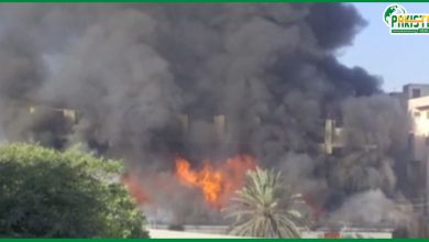 Photo of فیکٹری میں آتشزدگی، تین افراد جاں بحق