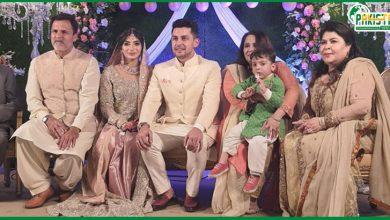 Photo of معین خان کے صاحبزادے  اور اداکارہ مریم انصاری رشتہ ازدواج میں منسلک ہوگئے