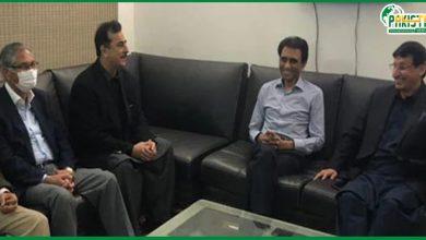 Photo of یوسف رضا گیلانی کی ایم کیو ایم سے اپوزیشن اتحاد کا ساتھ دینے کی گزارش