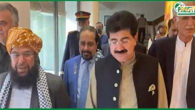 Photo of حکومت کی جانب سے مولانا عبدالغفور حیدری کو ڈپٹی چیئرمین سینٹ کی پیشکش