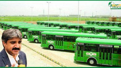 Photo of کراچی میں پہلی الیکٹرک بس کا افتتاح
