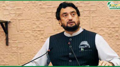 Photo of پوری قوم ایک پیج پر ہے کشمیر پاکستان کی شہہ رگ ہے