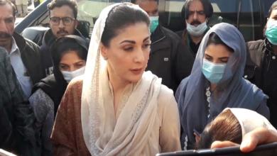 Photo of مریم نواز ضمانتی مچلکے جمع کرانے لاہور ہائیکورٹ پہنچ گئیں