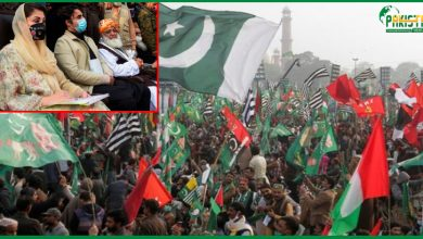 Photo of پی ڈی ایم کا لانگ مارچ 26 مارچ کو کراچی سے روانہ ہوگا