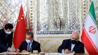 Photo of چین-ایران تعلقات اسٹریٹجک شراکت داری پر پہنچ گئے ہیں
