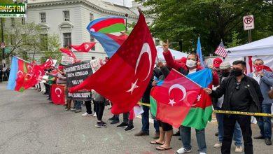 Photo of ترکی نے امریکی صدر کا بیان مسترد کردیا