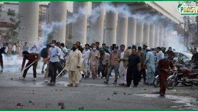 Photo of ملک کے مختلف شہروں میں مذہبی جماعت کے احتجاج ، دوسرے روز بھی ٹریفک درہم برہم