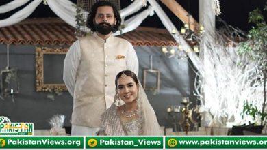Photo of جبران ناصر اور منشا پاشا شادی کے بندھن میں بندھ گئے