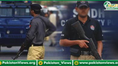 Photo of پولیس کی کارروائی، قبر میں چھپایہ گیا بارودی مواد اور اسلحے کا ذخیرہ برآمد