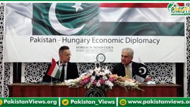 Photo of ہنگرین وزیرخارجہ کا کراچی میں ہنگری کا قونصل خانہ کھولنے کا اعلان