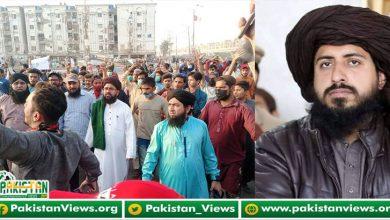 Photo of 20 اپریل کی ہڑتال کی کال فوری واپس لی جائے:سعد رضوی