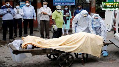 Photo of بھارت میں کورونا اموات کی تعداد 2 لاکھ سے تجاوز کر گئی