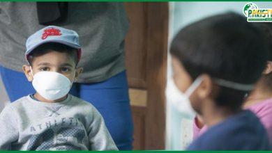 Photo of کورونا وباء بچوں کیلئے روز بہ روز خطرناک ہونے لگی
