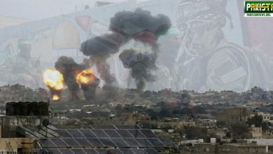 Photo of غزہ کی پٹی سے صیہونی بستیوں پر 10 راکٹ فائر