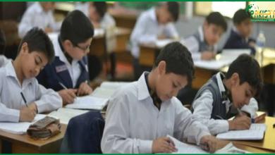 Photo of پنجاب کے اسکولز میں امتحانات کا شیڈول جاری کر دیا گیا
