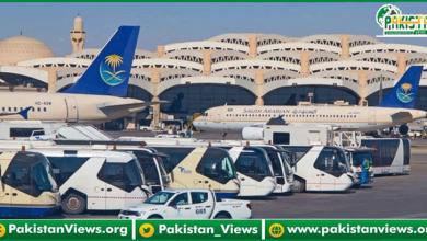 Photo of سعودی عرب میں17مئی سے بین الاقوامی پروازوں کی بحالی کا اعلان