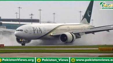 Photo of پاکستان انٹرنیشنل ایئر لائن نے کینیڈا جانے والے تمام پروازوں پر پابندی عائد کر دی