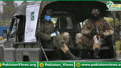 Photo of کورونا کی تشویشناک صورتحال، شہروں میں ایس اوپیز پر عملدرآمد کیلئے فوج طلب کرلی