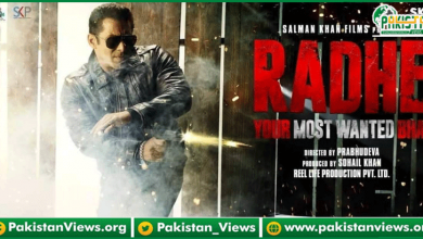 Photo of اداکار سلمان خان کی فلم ''رادھے'' کاٹریلر ریلیز کر دیا گیا