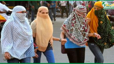 Photo of کراچی شہر کا درجہ حرارت 40 ڈگری سینٹی گریڈ ریکارڈ