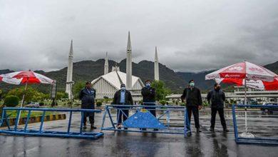 Photo of اسلام آباد میں کورونا مثبت کیسز کی شرح میں مزید کمی