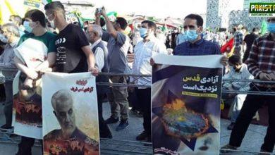 Photo of ایرانی عوام کا غاصب صیہونی حکومت سے نفرت کا اعلان