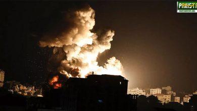 Photo of اسرائیلی فضائیہ نے برج الجلاء کو تباہ کردیا