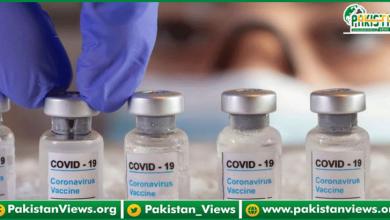 Photo of پاکستان میں ایک دن میں کورونا ویکسین لگنے کی کل تعداد 2 لاکھ سے تجاوز کر گئی