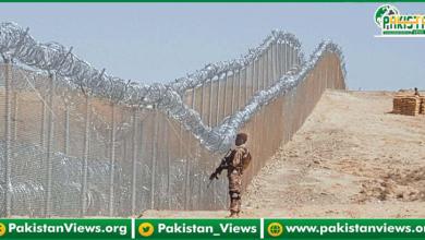 Photo of افغان بارڈر پر باڑ لگانے کے دوران سرحد پار سے فائرنگ
