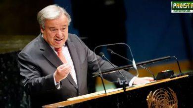 Photo of اقوام متحدہ کا اسرائیل سے فوری جنگ بندی کا مطالبہ