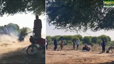 Photo of سندھ پولیس نے ڈاکوؤں کا قلع و قمع کرنے کا فیصلہ کرلیا