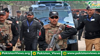Photo of کراچی کے علاقے گلستان جوہر میں سی ٹی ڈی  کی کارروائی ،4 دہشت گرد گرفتار