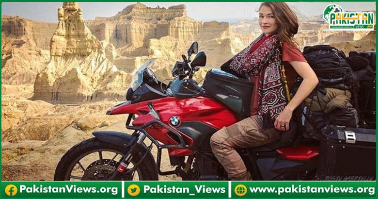 کینیڈین ٹریول ولاگر روزی گیبریل ے پاکستانی شہری کیساتھ شادی کرلی