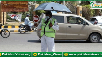 Photo of سمندری طوفان کےسبب کراچی میں گرم ہواؤں کا راج، درجہ حرارت 43 ڈگری تک جانےکاامکان