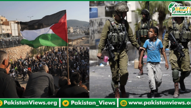Photo of فلسطین میں جاری اسرائیلی بربریت ،' آج مسلم امہ کے اتحاد کا امتحان ہے'