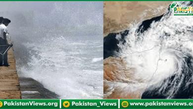 Photo of سمندری طوفان''تاؤتے'' کراچی سے 800 کلومیٹر دوری پرآگیا