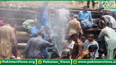 Photo of شہر قائد میں درجہ حرارت43 ڈگری سینٹی گریڈ کو چھوگیا