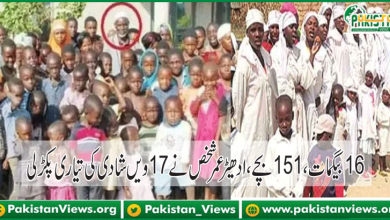 Photo of 16بیگمات، 151بچے، ادھیڑ عمرشخص نے 17ویں شادی کی تیاری پکڑ لی